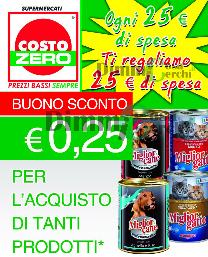 coupon-costo-zero