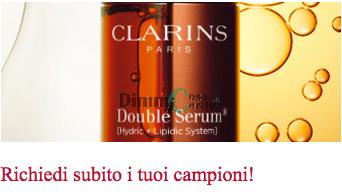 campioni omaggio clarins