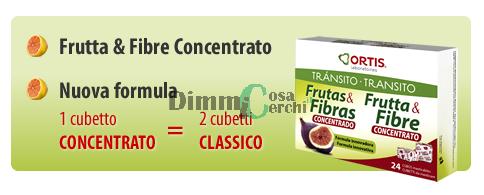 campione gratuito frutta e fibre