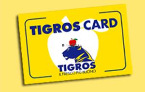 tigros card