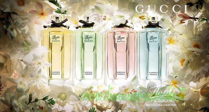 Gucci Flora Fragrance
