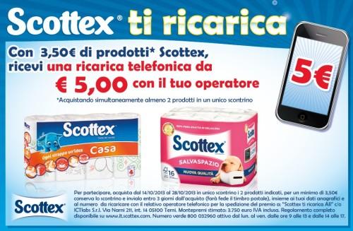 Scottex-promozione