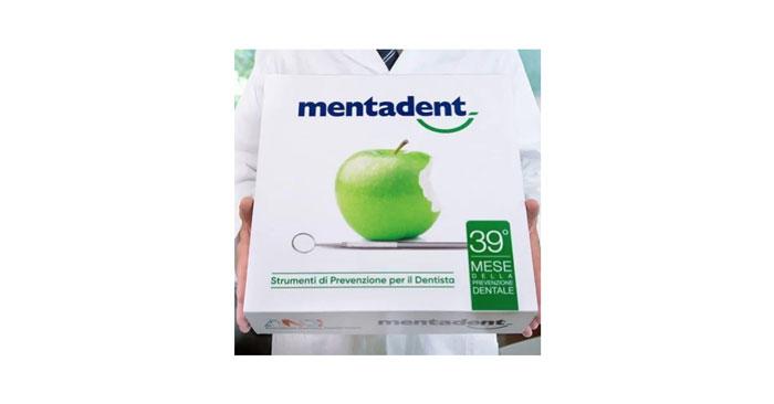 Visita dentistica gratuita con Mentadent