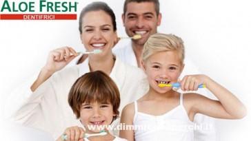 Campione omaggio dentifricio