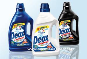 Kit omaggio Deox