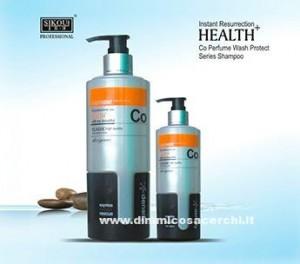 Campioni omaggio shampoo