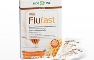 Campione gratuito BiosLine Apix Flufast