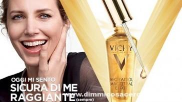 Campione omaggio olio nutriente Vichy