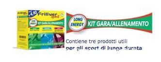 Campioni omaggio Friliver Sport Integratori