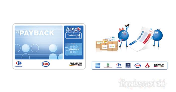 Carta fedeltà Payback
