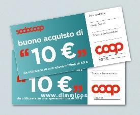 coop liguria coupon
