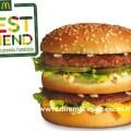 mcdonald promozione big mac