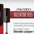 Campioni omaggio Shiseido