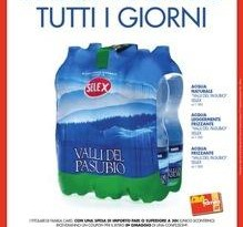 Coupon Acqua gratis da Famila