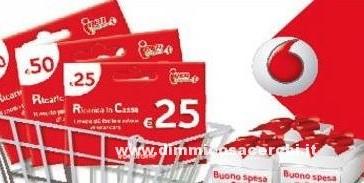 Iper la grande I Ricarica Vodafone e ricevi buoni spesa