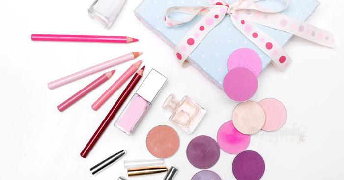 Mybeautybox - Cofanetto cosmetici di bellezza