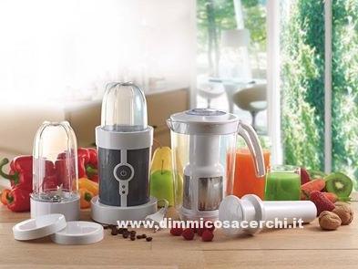 prodotti bottega verde robot da cucina