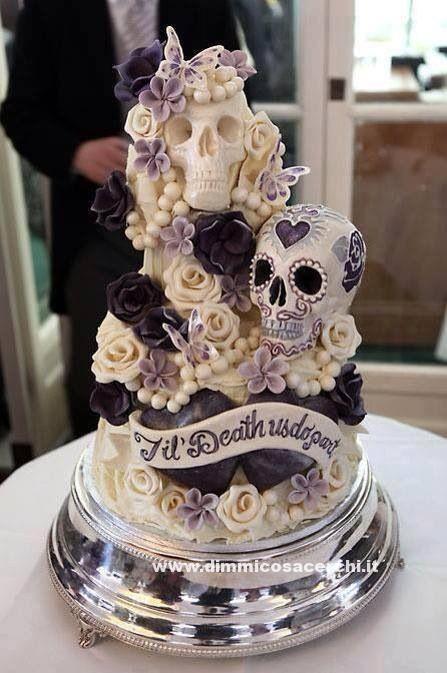 decorazioni torte strane