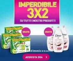 Buono sconto 5 Euro su Unilever