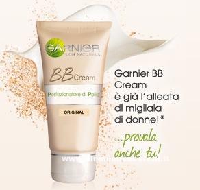Campione gratuito Garnier BB Cream