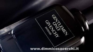 Campione gratuito Givenchy Gentlemen Only Intense