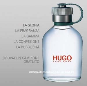 Campione omaggio Hugo Man
