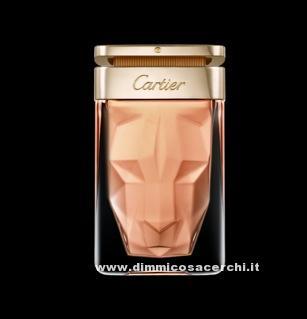 Campioni omaggio profumo Cartier