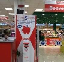 Conta Sconta Simply Market