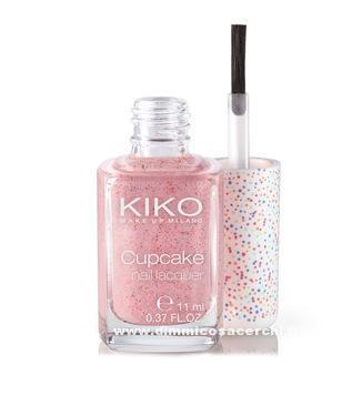Cupcake Nail Lacquer by Kiko