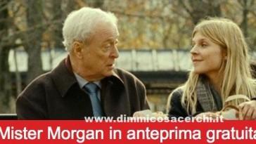 Anteprima Gratuita Mister Morgan