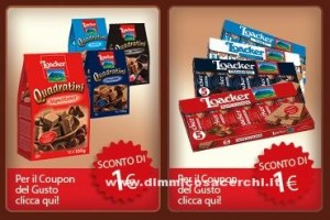 Coupon alimentari Loacker