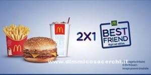 McMenu gratis da McDonald
