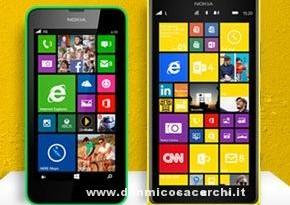 Ricarica e vinci Nokia Lumia con Vodafone.it