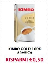 Stampa i Coupon caffè Kimbo