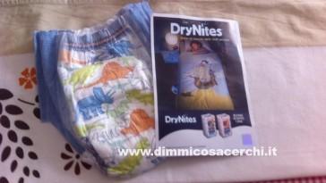 Pannolino omaggio Drynites