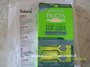 Fructis Garnier toluna
