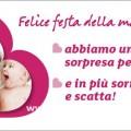 Ritira in cassa l'omaggio Prenatal Festa della Mamma