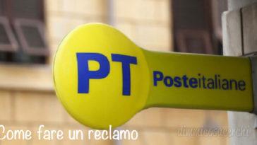Poste italiane reclami: ecco come farlo (anche online)
