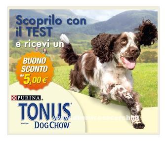Purina Tonus Dog Chow buono sconto
