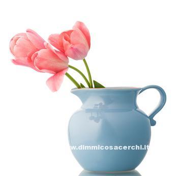 fiori recisi in vaso