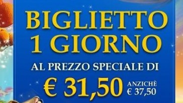 Coupon sconto Gardaland