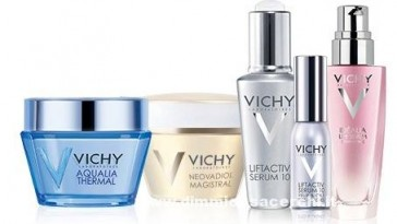 Sconto immediato Vichy in farmacia