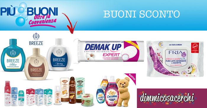 Piubuoni.it: buoni sconto Acqua e Sapone