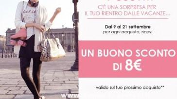 Buono sconto PromoD 8 euro