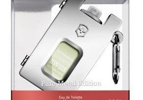 Campione omaggio Victorinox Pure Metal Special Edition