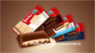 Cioccolato Loacker diventa tester con Trnd