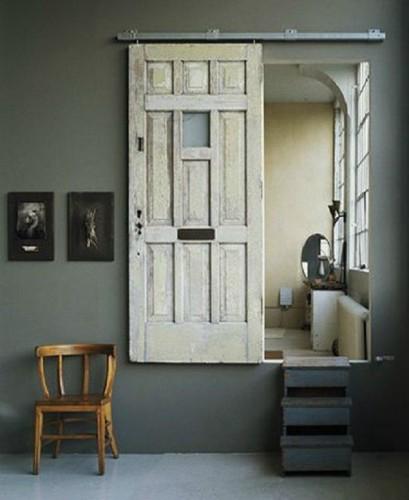 Come riciclare vecchie porte