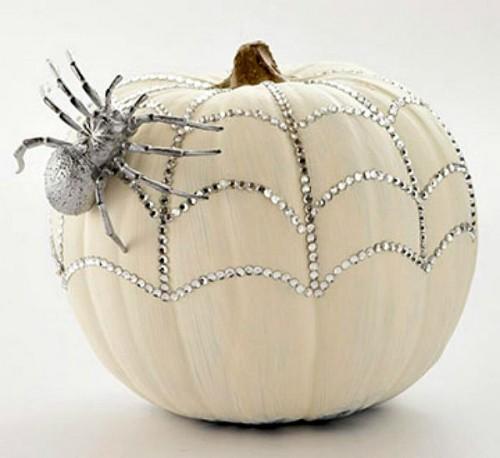 Zucche di Halloween idee per decorarle