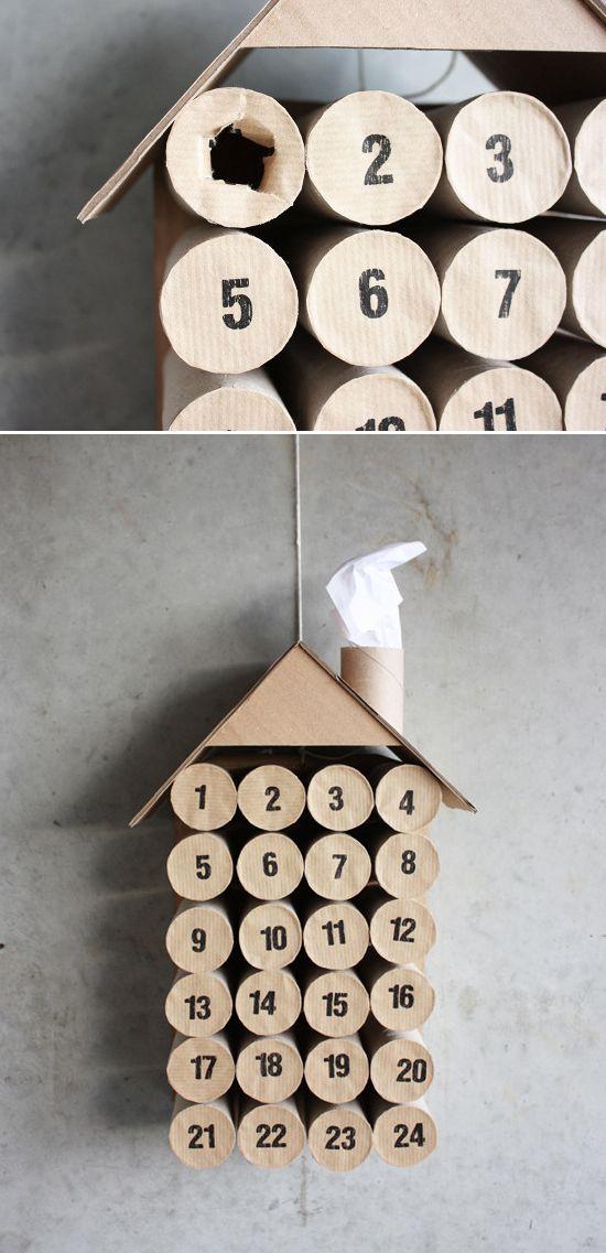 Idee Per Riciclare I Rotoli Di Carta Igienica Con Foto Idee