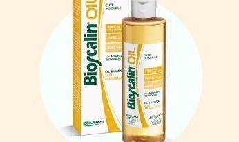 Bioscalin oil campione gratuito